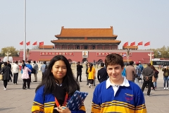 Thea and Kristopher Tianenman square