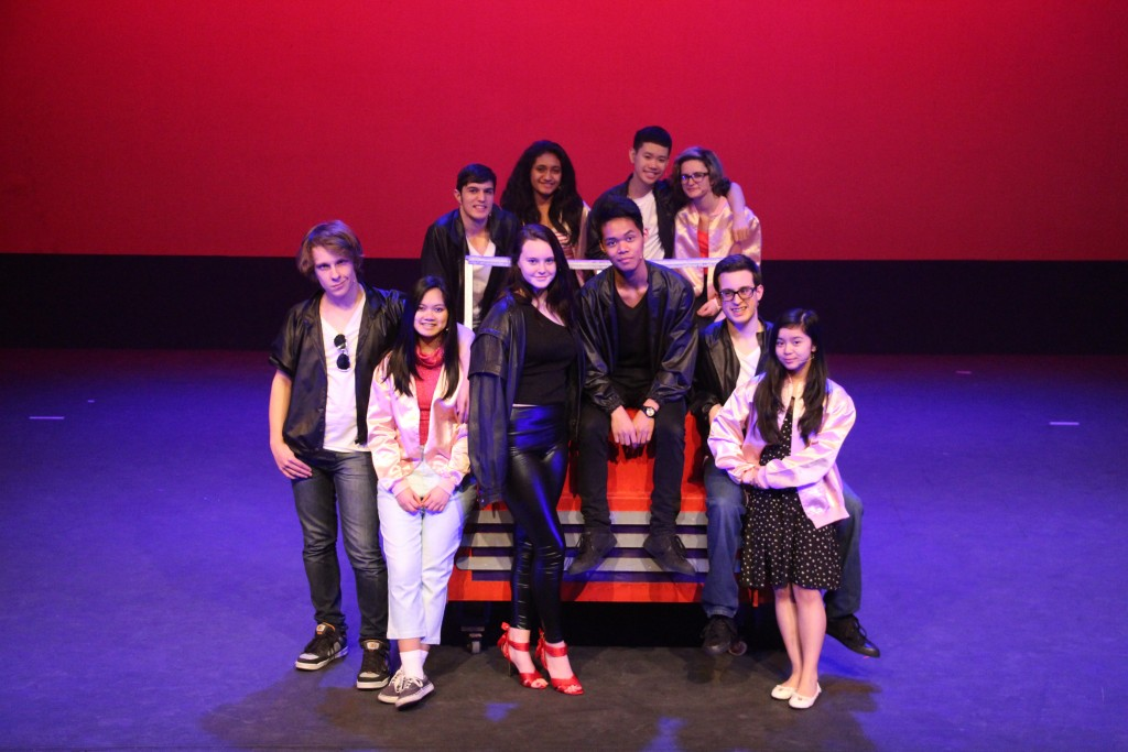VUSC - Grease Musical Production 2015